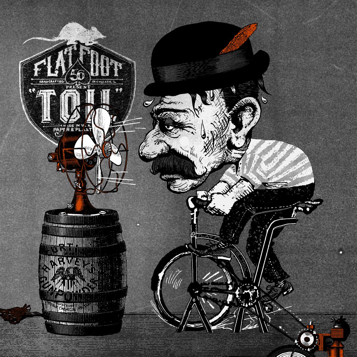 Flatfoot 56 - Toil (CD, MP3, FLAC)