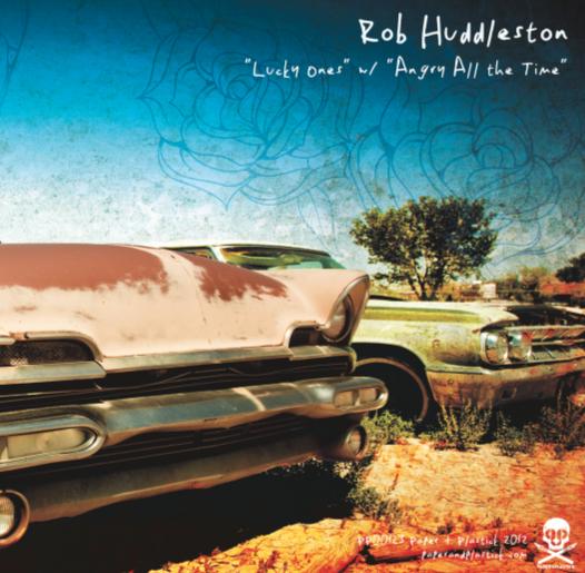 Rob Huddleston / Tin Horn Prayer - Split