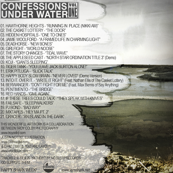 Confessions Under Water Vol. 1