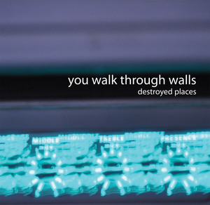 You Walk Through Walls - Destroyed Places EP