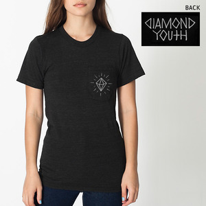 Diamond Youth - Diamond Pocket Print T-Shirt
