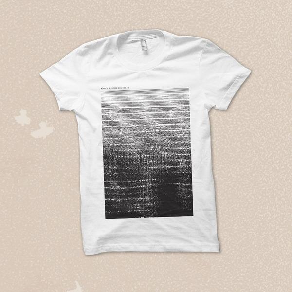 Topshelf Records Pianos Become The Teeth Sheet Music Shirt
