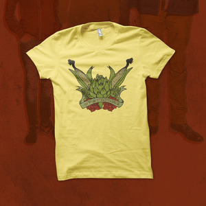 By Surprise - Corn Husks T-Shirt