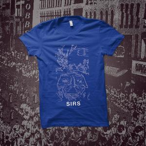 Sirs - Album Art Outline Shirt