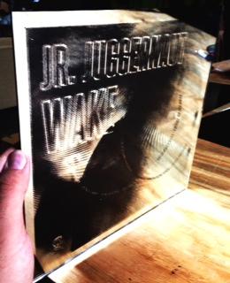Jr. Juggernaut - Wake (Vinyl, MP3, FLAC)