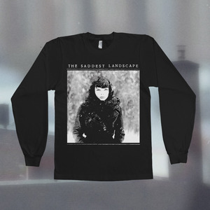 The Saddest Landscape - It's Snowing Long Sleeve Shirt