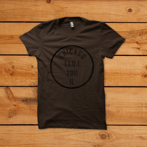 Into It. Over It. - Stamp T-Shirt