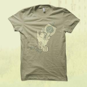 Caravels - Hand Anchors Shirt