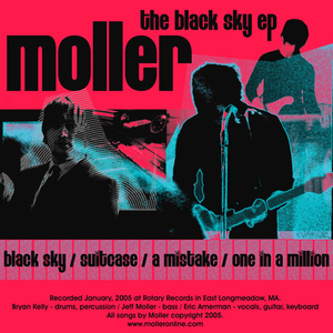 Moller - The Black Sky EP