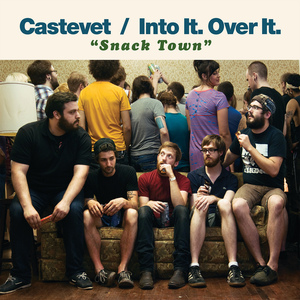 Castevet / Into It. Over It. - Snack Town
