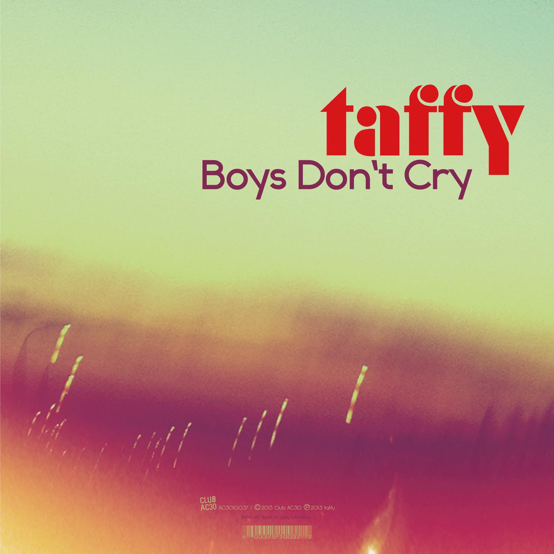 The Cure - Boys Don't Cry Lyrics