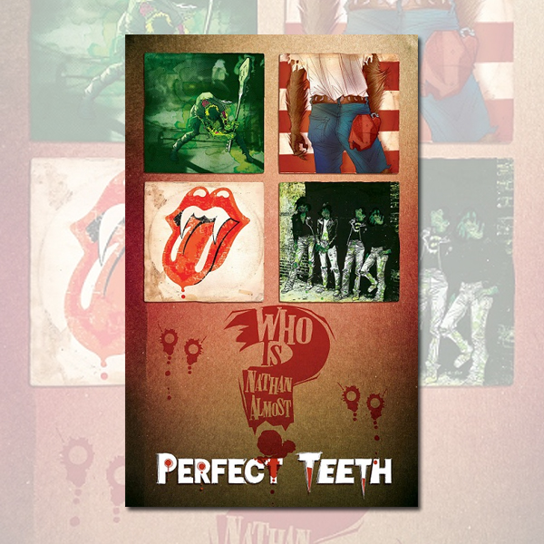 Perfect Teeth Issue 0 (Webcomic & Physical)