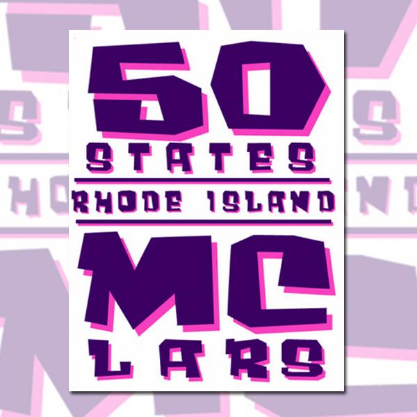 50 States #3 - MC Lars (Webcomic)