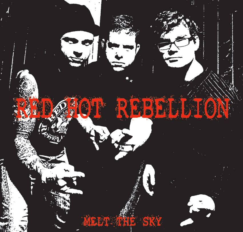 MELT THE SKY - CD EP