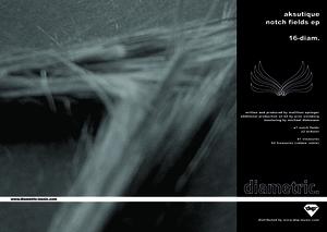 Aksutique - Notch Fields EP