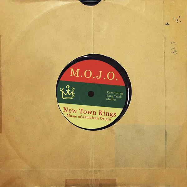 new town kings m o j o vinyl effect cd bomber music. Black Bedroom Furniture Sets. Home Design Ideas