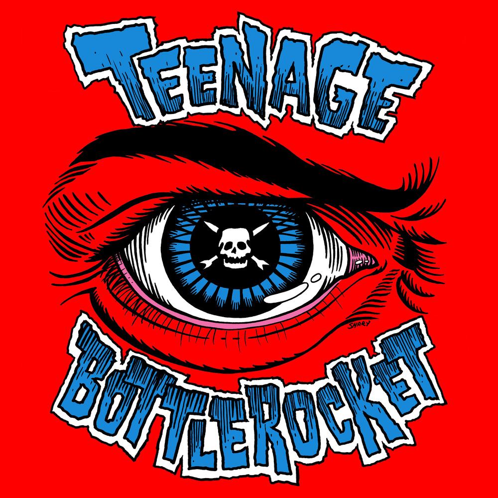 Unless You Try Records Teenage Bottlerocket 8xlp Box