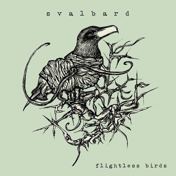Svalbard - Flightless Birds