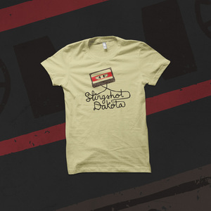 Slingshot Dakota - Cassette T-Shirt