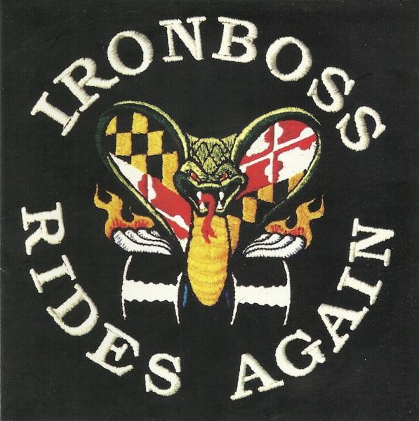 Ironboss - Rides Again