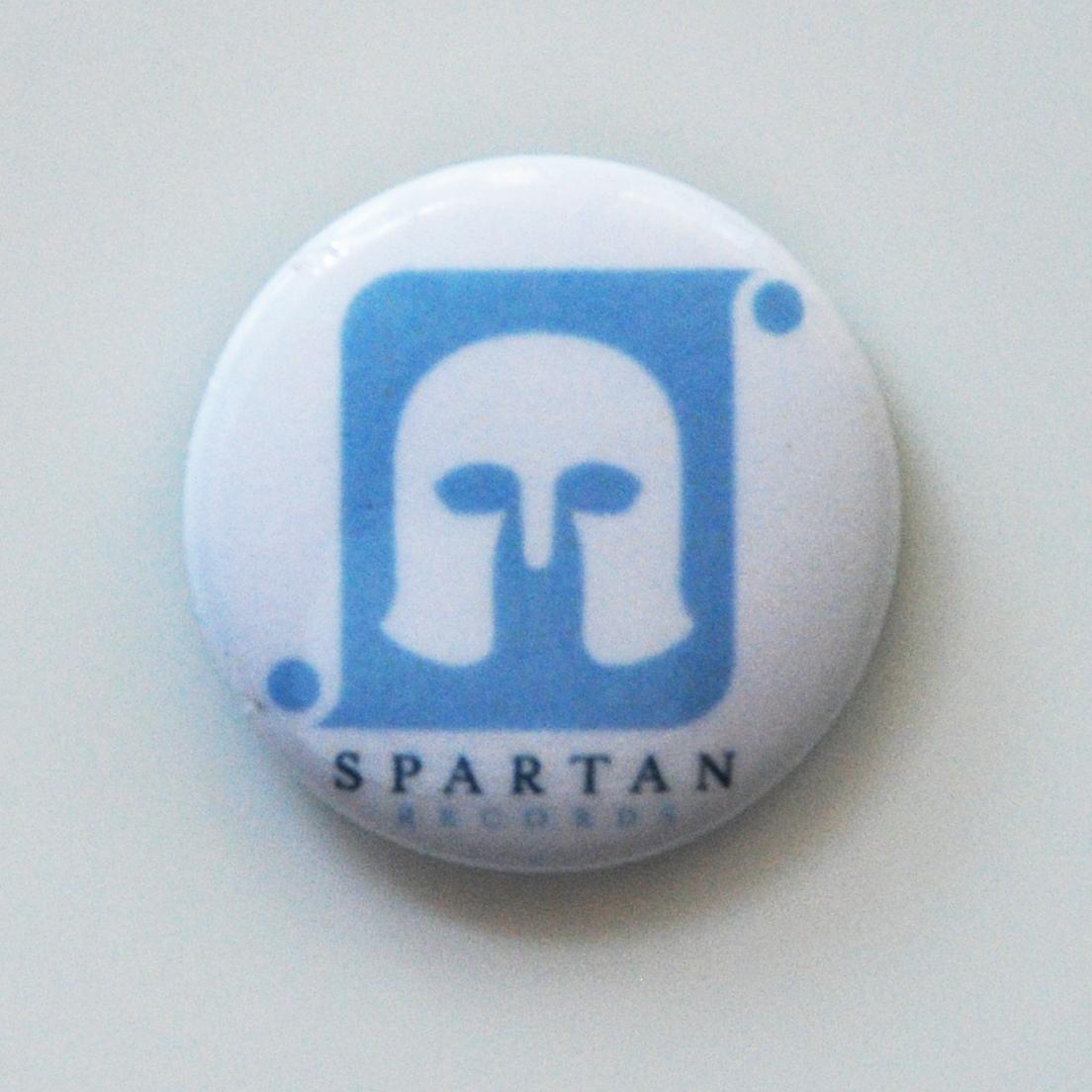 Spartan Logo Button