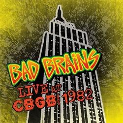 Bad Brains - Live at CBGB 1982 LP (Color)