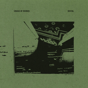 Crash of Rhinos - Distal 2xLP