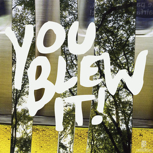 You Blew It! - Keep Doing What You're Doing Flag