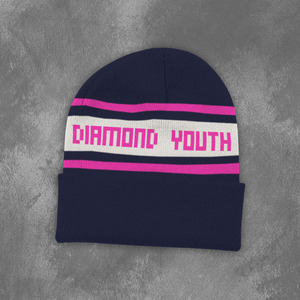 Diamond Youth - Knit Hat