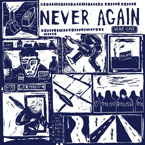 Never Again - Year One
