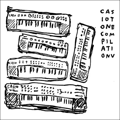 casiotone compilation 5- 3 u0026quot  cd