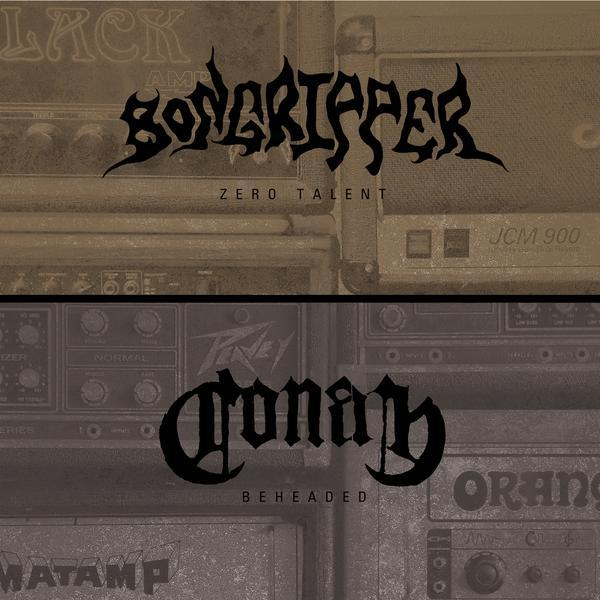 Conan / Bongripper - Split