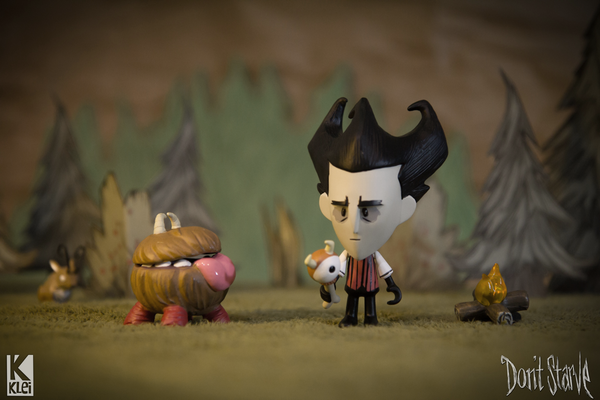 Don't Starve blind box collectables