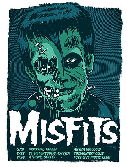 The Misfits Tour