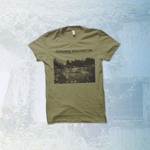 Donovan Wolfington - Cover Art Shirt