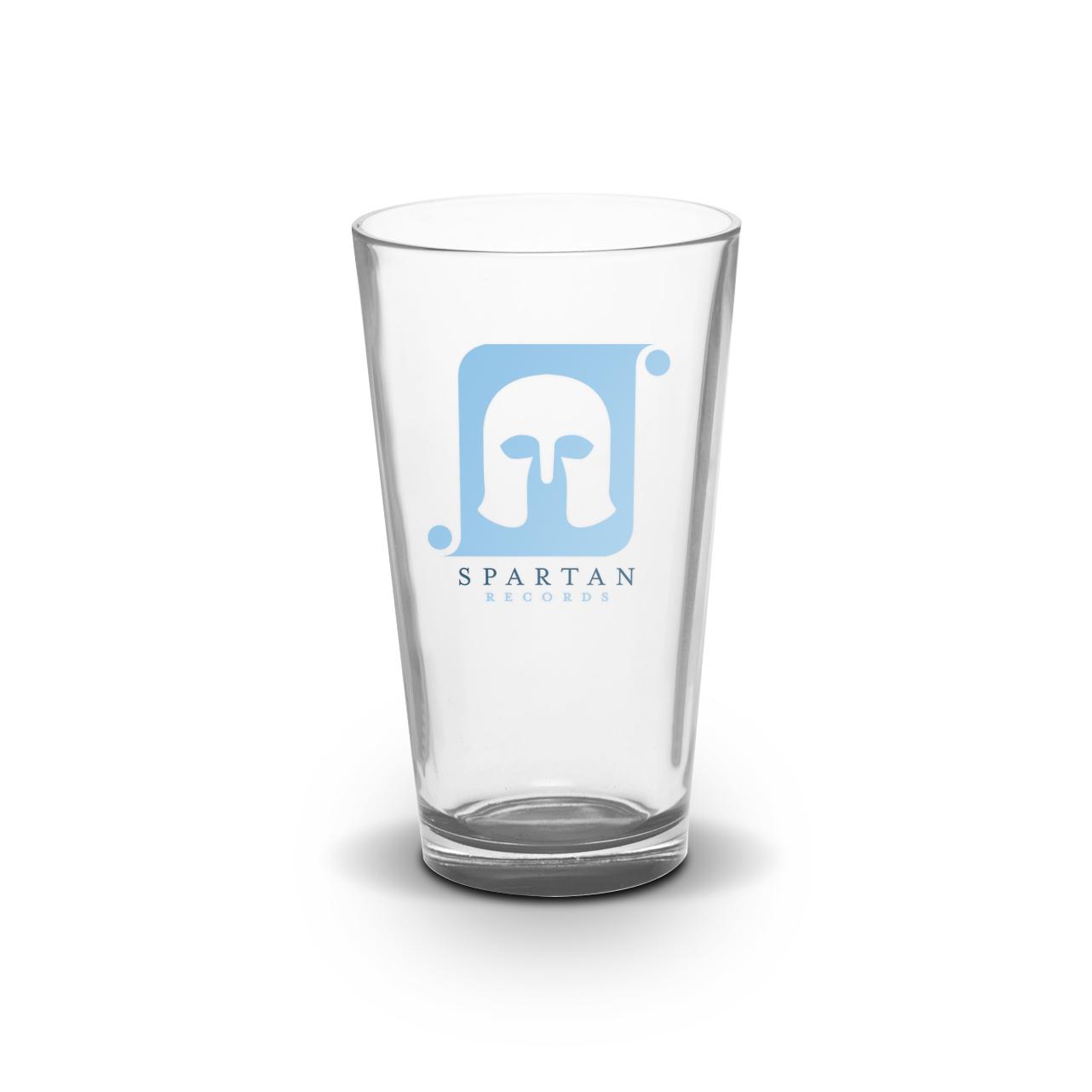 Spartan Pint Glass