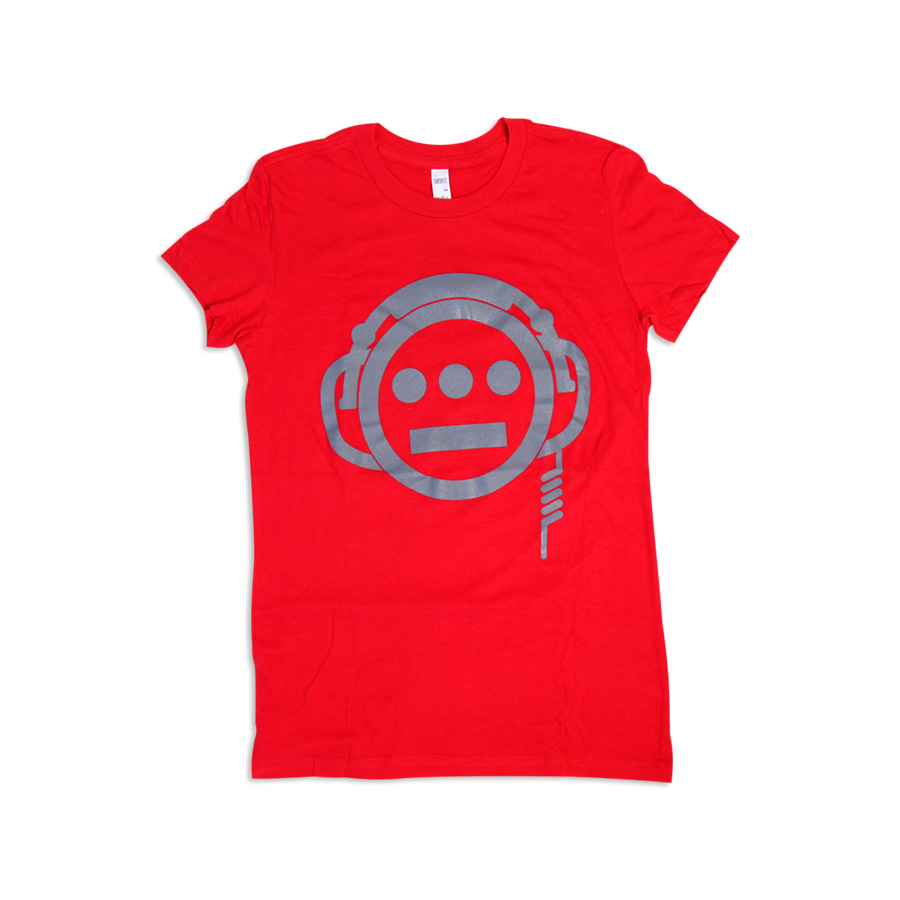 Red T Shirt For Women