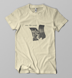Three Man Cannon T-Shirt