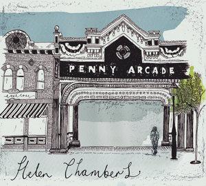 Helen Chambers - Penny Arcade CD