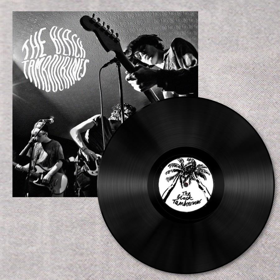 The Black Tambourines - S/T
