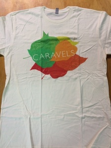 Caravels - Leaves Shirt