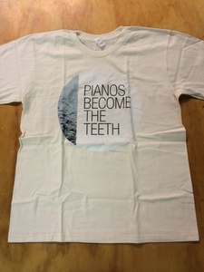 Pianos Become The Teeth - The Lack Long After Package Deal Shirt