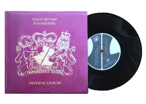 Imperial Leisure - Great British Summertime 7 Inch Vinyl