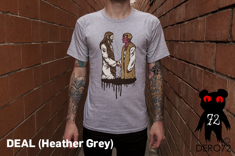 'DEAL' T-Shirt (All Sizes / Colors)