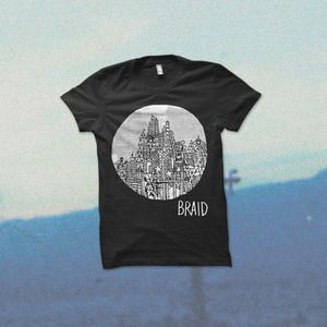 Braid - City T-Shirt
