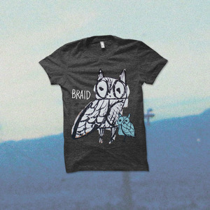 Braid - Owl T-Shirt