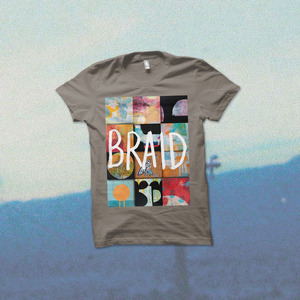 Braid - Squares T-Shirt