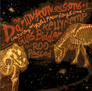 Kelly Kemp / Giles Bidder / Roo Pescod - The Darlington Sessions LP