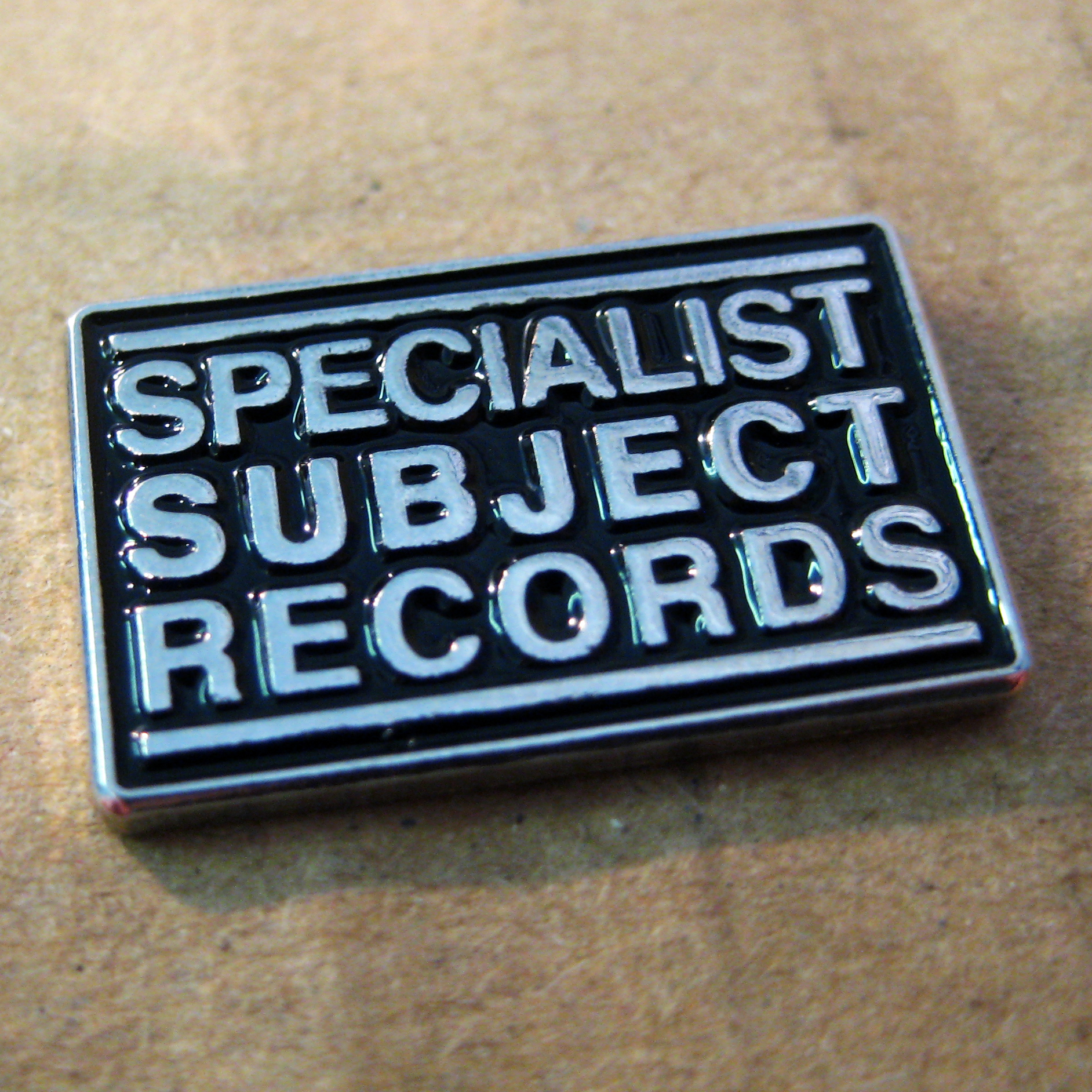 SPECIALIST SUBJECT RECORDS - UK Vinyl Record Label ...