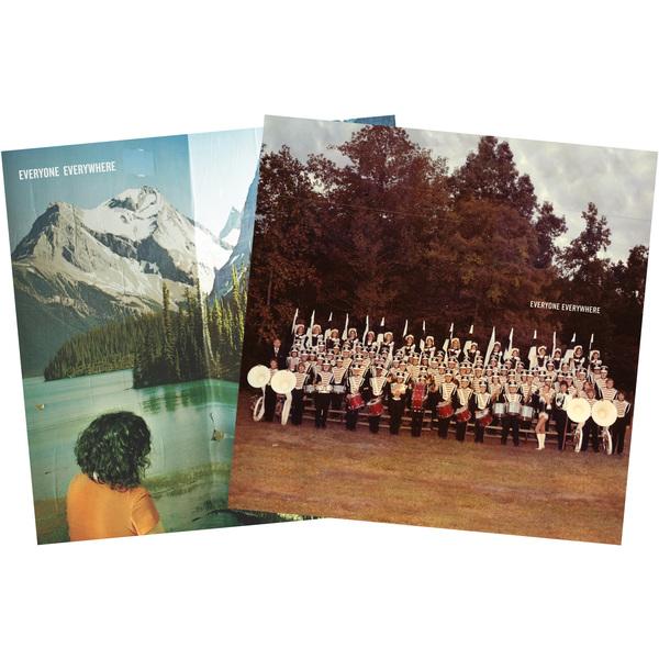 Everyone Everywhere - Self-Titled (2010 + 2012) LP Bundle